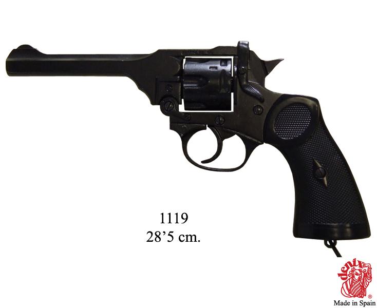 Dekoase.com- Webley Mk IV .38cal revolveri